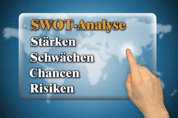 Button - SWOT - Analyse