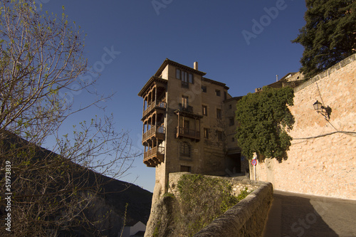 Hanging house in Cuenca, Spain