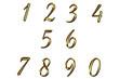 Numeri dorati
