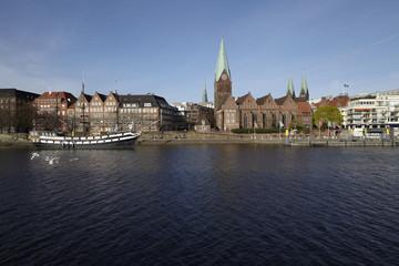 Martinikirche in Bremen (Deutschland)