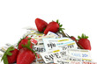 Coupons With Sweet Strawberries