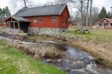 Swedish watermill