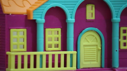 Colorfull of home toy