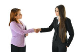 Business Handshake (Women)
