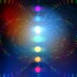 cosmic energy abstract background