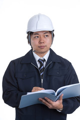 工事の現場監督