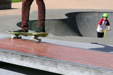 Skateboarding - Recreation and Sport