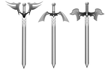 set of sword