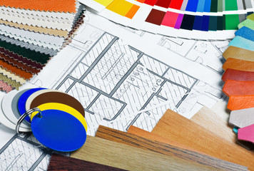 fabrics and materials to repair the home