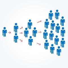 会社員 ネットワーク