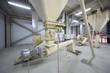 Pipes at factory