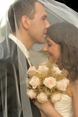 beauty, couple, kiss, lifestyle, relation, wedding,