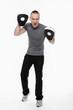 Boxtrainer / Fitnescoach / Trainer mit Pratzen