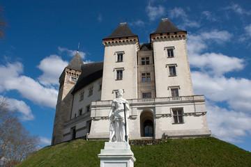 Château de Pau, France