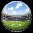 Stadion fisheye