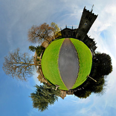 cats eye church planet