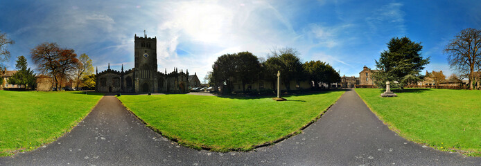 kendal church wide angle
