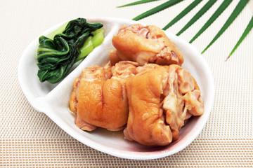 沖縄伝統料理 豚足テビチ