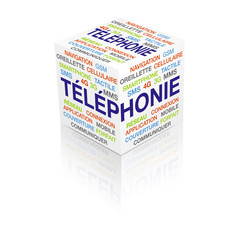 cube 3d telephonie