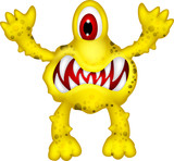 terrible yellow monster