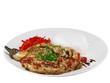 eggplant omelette