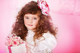 little princess celebrates its birthday