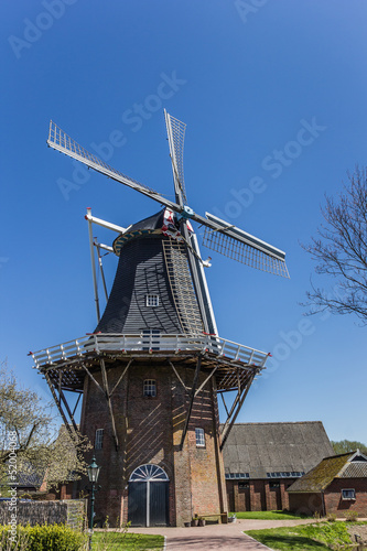 Dutch windmill De Stormvogel