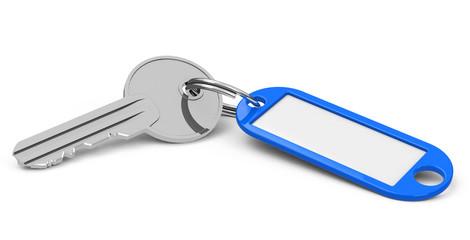 Der Schlüsselanhänger