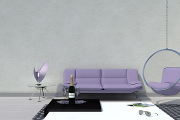 Living Room Design -03-