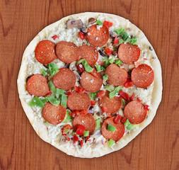 Deluxe Pizza - Frozen