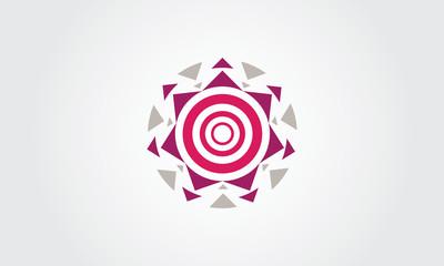 Soleil spirale