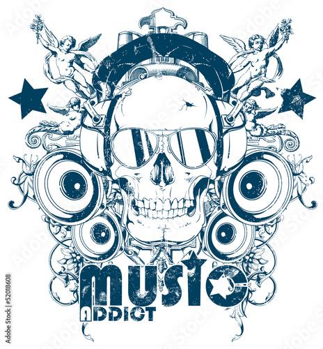 Uzależniony od muzyki