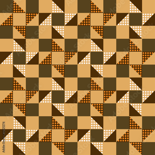 Abstract background, patchwork