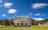 Chateau Tongariro im Tongariro Nationalpark