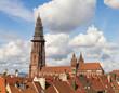 old town Freiburg im Breisgau, Germany