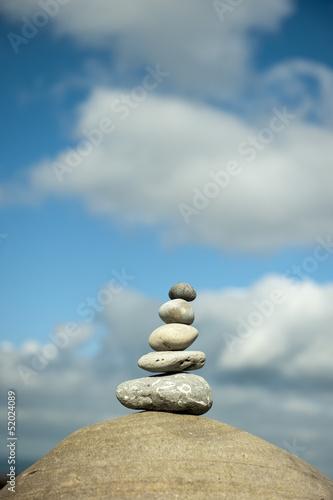 pyramide Poster
