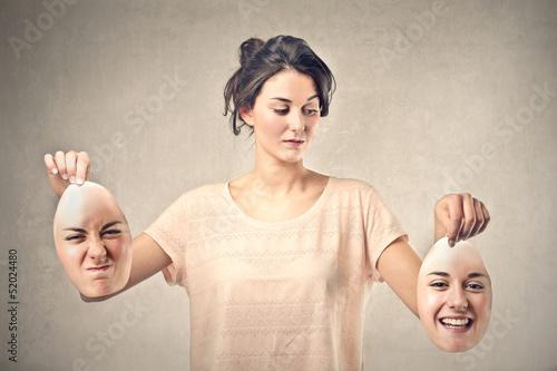 Poster masks