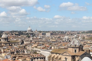 View of Rome