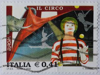 francobollo Italia