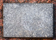 Granite stone plate background
