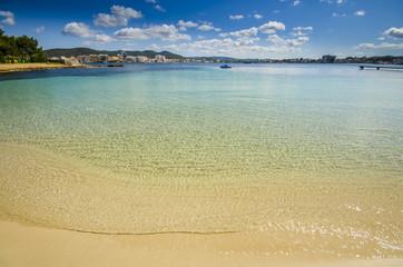 Ibiza, Platja des Pinet, Sant Antoni