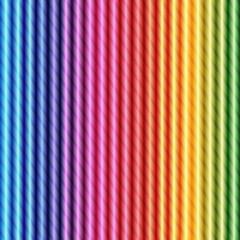 Spiral spectral bands