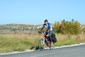 Bicycle tour.