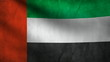 United Arab emirates flag.