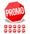 """Panneaux """"Stop promo"""""""