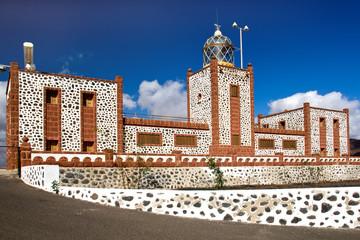 Leuchtturm Faro de la Entallada
