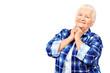 emotional granny