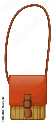 A fashionable slingbag