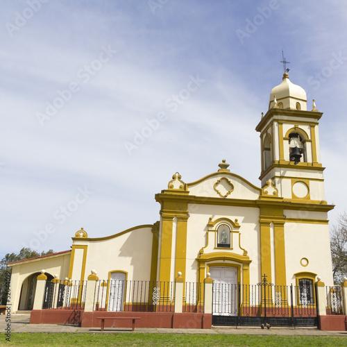 Spanish Colonial Chapel