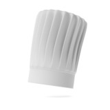 White tall chef hat
